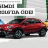 Fiat 500 Ailesinde Haziran Kampanyası