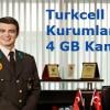 Turkcell'den Kamu Kurumlarına Özel Mini 4 GB Kampanyası