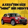 Akbank Axess Mini Cooper Kampanyasının Çekiliş Sonuçları