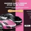 Magnum Porsche Boxster Çekiliş Kampanyası