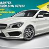 Teras Park Outlet AVM Mercedes CLA 200 Çekilişi Kampanyası