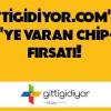 Axess'ten Gittigidiyor.com'a Özel 100 TL'ye Kadar Chip-Para