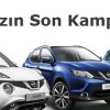 Nissan'dan Yazın Son Kampanyası: Yüzde Sıfır Faiz