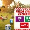 Vodafone Freezone'dan Yeni özgür İkili Kampanyası