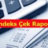 Findeks Çek Raporu