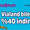 İş Bankası Maximum Kart'tan Vialand Biletlerine Yüzde 40 İndirim
