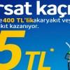 BP'den 400 TL Yakıt Alan Turkcell Abonelerine 25 TL Yakıt Hediye
