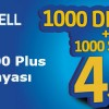 Turkcell Hepsi 1000 Plus Kampanyası
