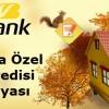 Vakıfbank'tan Sonbahara Özel Konut Kredisi Kampanyası
