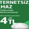 Uydunet'te Limitsiz İnternet 34 TL