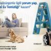 Philips'ten Yeni Süpürgesi için Yorum Yapan Herkese Profesyonel Ev Temizliği Hediye