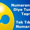 Turkcell'e Numaranızı Tek Tıkla Taşıyabilirsiniz