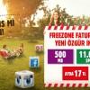 Vodafone'dan Faturasız Özgür İkili Paketi Kampanyası