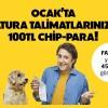 Axess'ten Ocak Ayına Özel Ödeme Talimatlarına 100 TL Chip Para