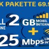 Turkcell Superonline'dan Cepten 2 GB'lı Evde İnternet Kampanyası