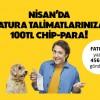 Axess Nisan Otomatik Fatura Ödeme Talimatı Kampanyası