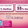 N11.com'dan Maximum Kredi Kartına 55 TL Maxipuan