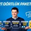 Turkcell'den Hem Mobil, Hem de Fiber İnternet Kampanyası