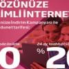 Türksat kablo'dan Tek Sözünüze İndirim Kampanyası