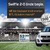 Suzuki Swift'le 2-0 Önde Başla Kampanyası