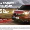Geniş Ailelerin Büyük Patronları için Fiat Doblo Fırsatı!