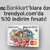 Ziraat Bankasından Trendyol Kampanyası!