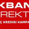 Kredim Akbank'ta!