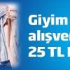 Maximum Mobile Özel Giyim Ve Kozmetik Alışverişlerine 25 TL Maxipuan!
