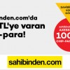 Axess İle Sahibinden.com Alışverişlerinde 100 TL Chip-para!
