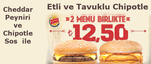 Burger King Chipotle
