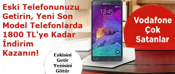 Vodafone Akıllı Telefon
