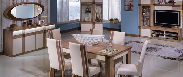 vesta yemek odası