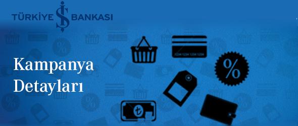 İş Bankası Yapı Market Kampanyası