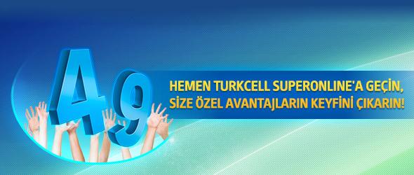 Turkcell Superonline 49 TL