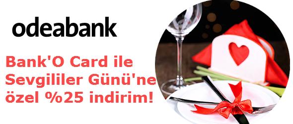Bank'O Card Sevgililer Günü
