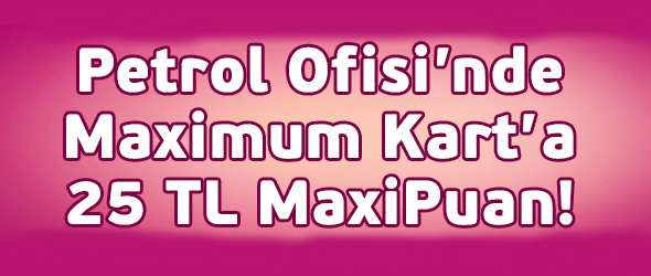 Maximum Kart Petrol Ofisi