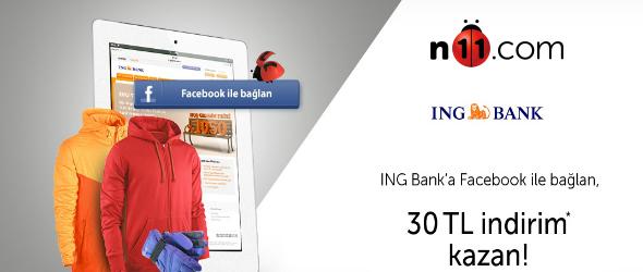 N11 İNG Bank kampanyası