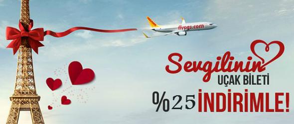 Pegasus Sevgililer Günü Yeni