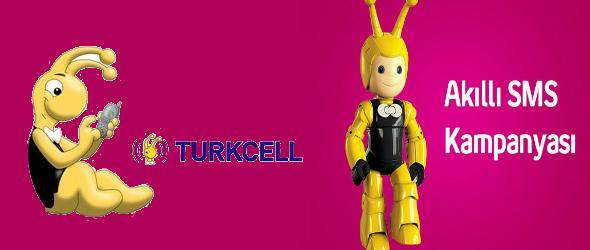 Turkcell Akıllı SMS Kampanyası