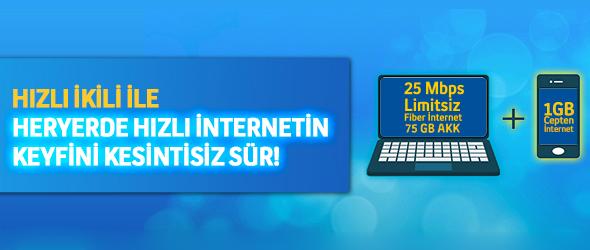 Turkcell Superonline Hızlı İkili