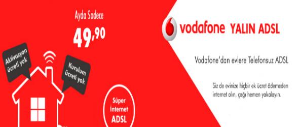 Vodafone Yalın ADSL