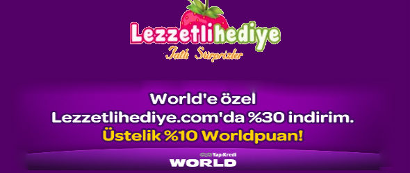 World Kart Lezzetlihediye
