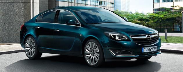 2016 Model Opel Insignia
