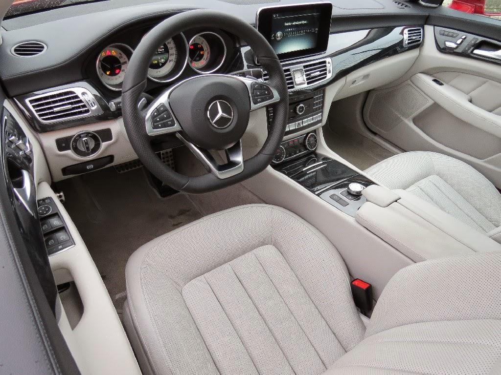 Mercedes-Benz CLS 350 BlueTEC 4MATIC 3