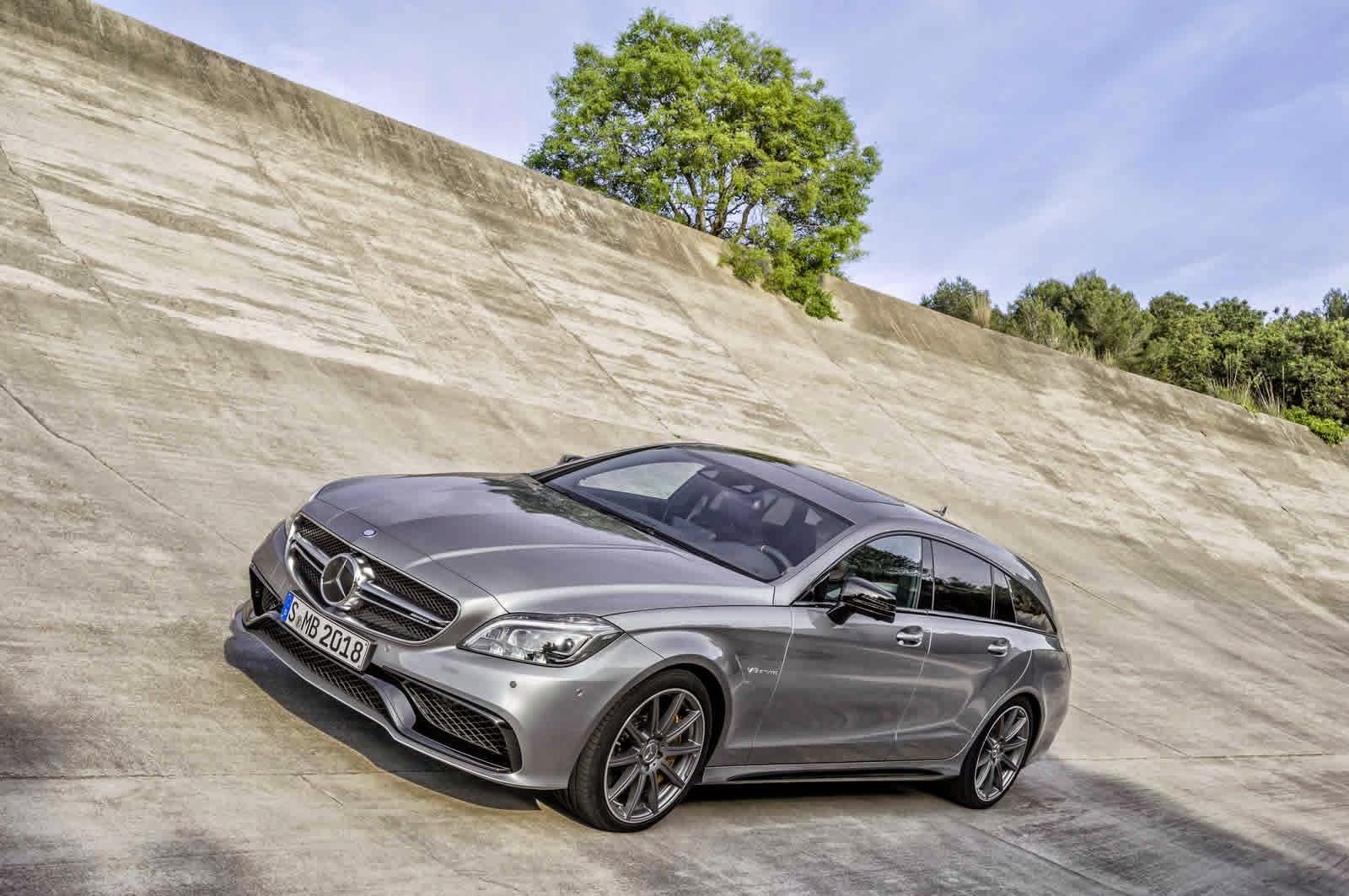 Mercedes-Benz CLS Serisi 4