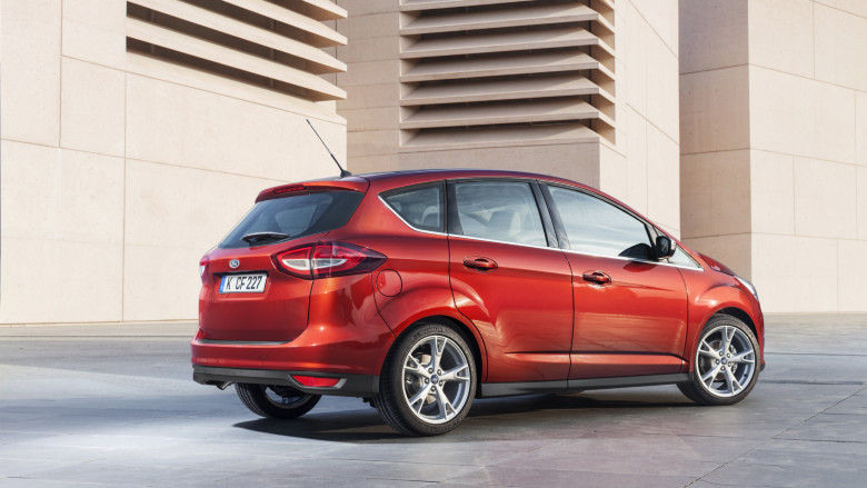 Ford C-Max 2016 arka