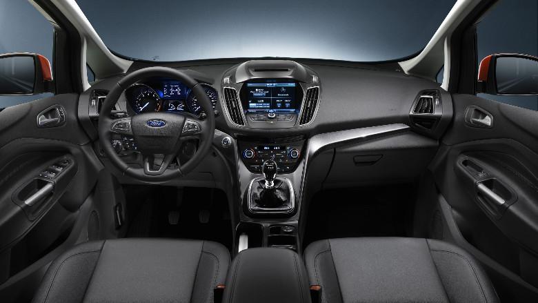 Ford C-Max 2016 İç
