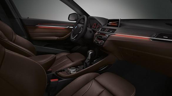 BMW X1 iç donanım ve tasarımı