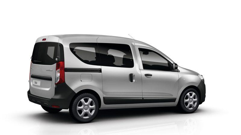 Dacia Dokker 2016 arka
