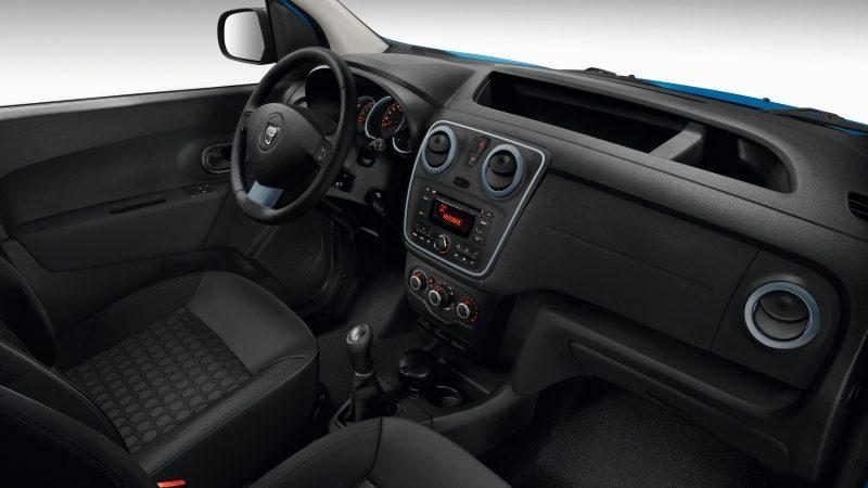 2016 Dacia Dokker Stepway iç